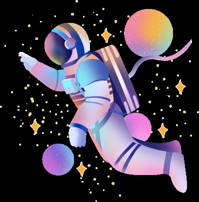 modal-spaceman